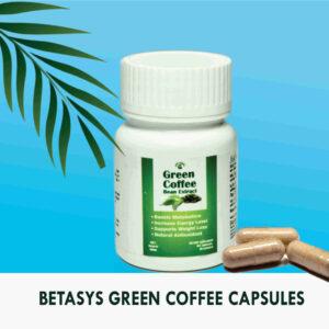 Betasys Green Coffee Capsules
