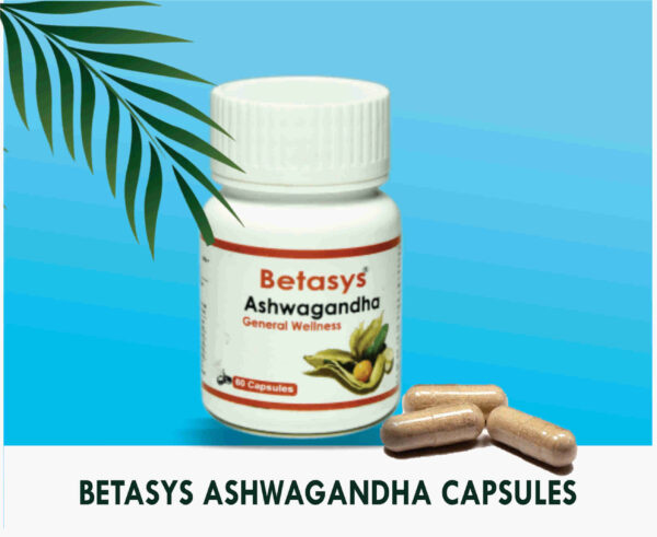 Betasys Ashwagandha Capsules