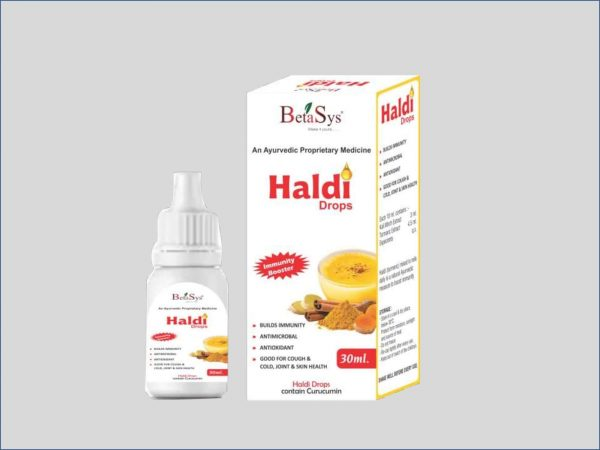 Haldi Drops- Best Immunity Booster in 2021
