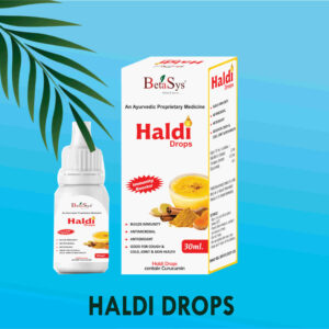 Betasys Haldi Drops- Best Immunity Booster in 2021