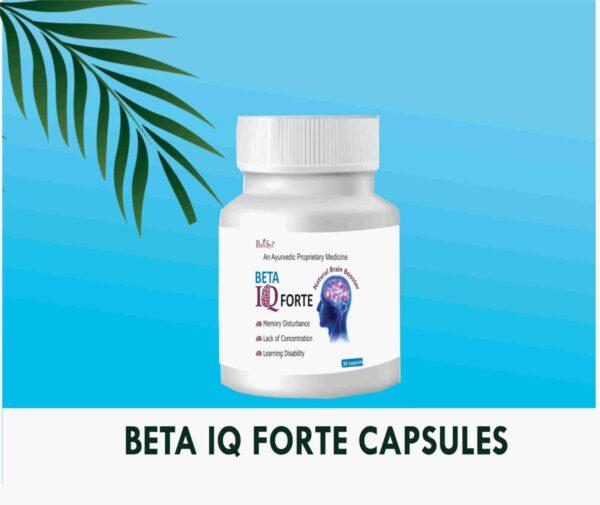 Beta IQ Forte Capsules