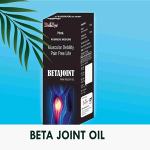 Betajoint Oil for Healthy Joints