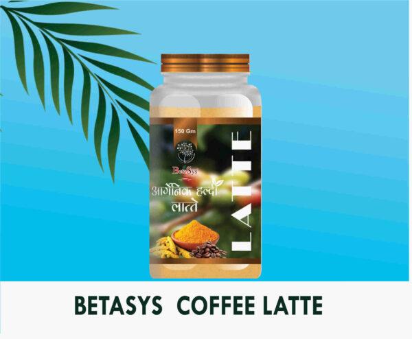 Betasys Organic Coffee Latte