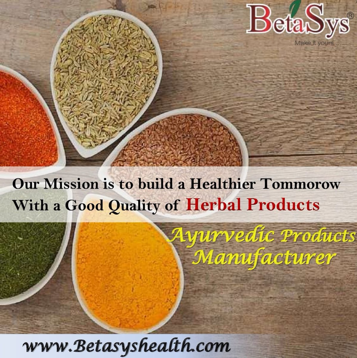 Ayurvedic Third Party Manufacturers In India