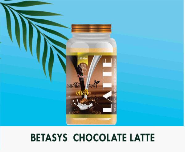Betasys Organic Chocolate Latte