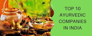 Top 10 Ayurvedic Companies in India