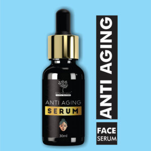 ANTI AGING FACE SERUM - For Glowing skin & Boost Radiance